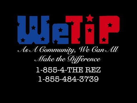 WeTip Anonymous Tips - Crime Reporting Hotline - Information